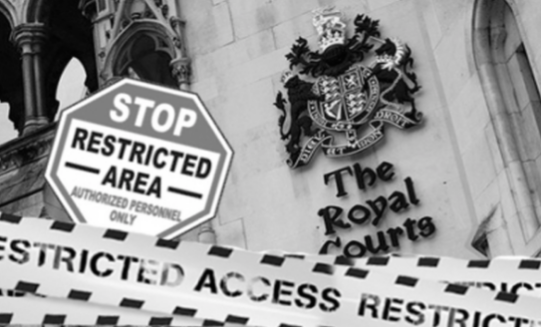 The Use Of Secret Courts Confirms The End Of Democracy In Britain