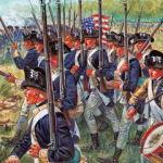The American War of Independence: This was the armed conflict between Great Britain and thirteen of its North American colonies, which had declared themselves the independent United States