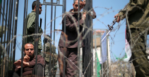 Forty Percent of Palestinian Males Have Passed Through Israel's Prison Cells Since 1967