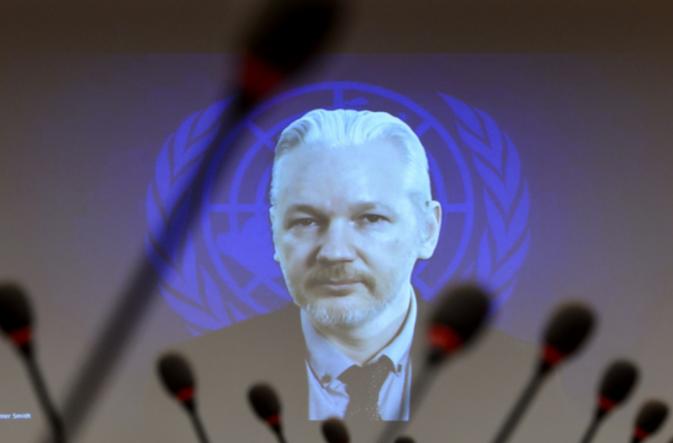 John Pilger: Getting Julian Assange - The Facts