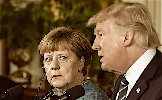 Trump, Merkel, Brexit and NATO - Different Visions of Europe