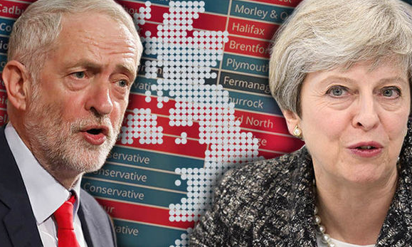General Election : Terrorism, Brexit, NHS - The Pollsters, Papers, Pundits and Punters