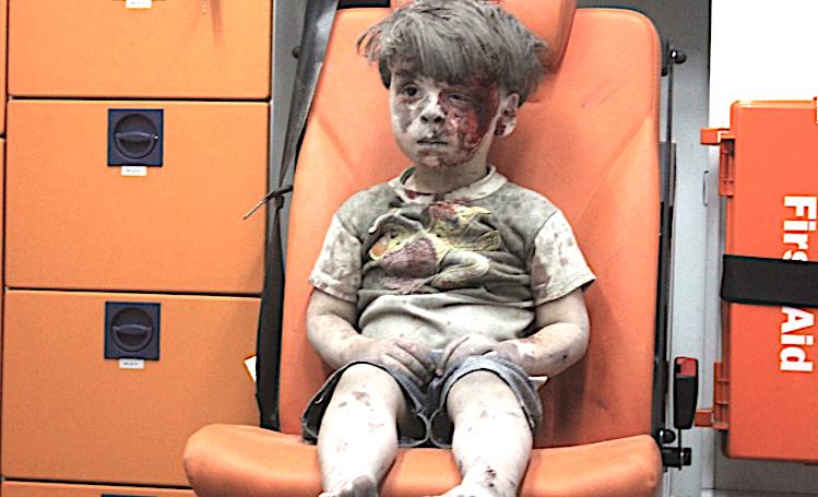 Exploitation of Children in Propaganda War Against Syria Continues