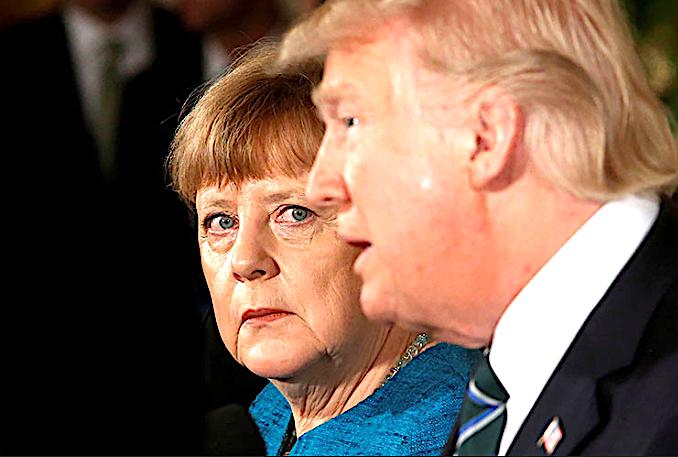 US/EU Geo-political Relations Plummet Over Russian Sanctions