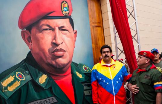 Лицемерие по поводу Венесуэлы.