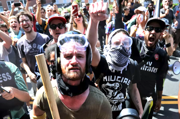 Chaos in Charlottesville: No One Gave Peace a Chance, Including the Police