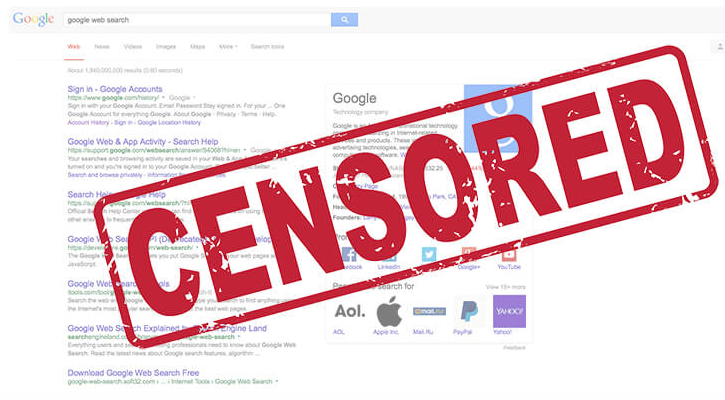 Canada's Supreme Court orders Google to de-index site globally, opening door to censorship