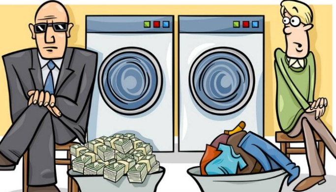 "International Money Laundering - Total Failure is ""Only a Decimal Point Away"""