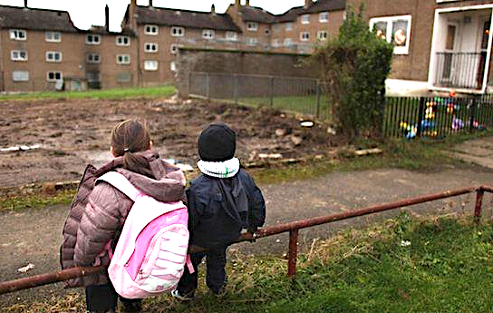 Millions of the UK's poorest families driven into deeper poverty