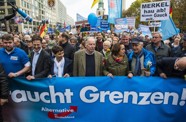 "German Elections Demonstrate ""growing political and social polarisation overtaking Europe"""
