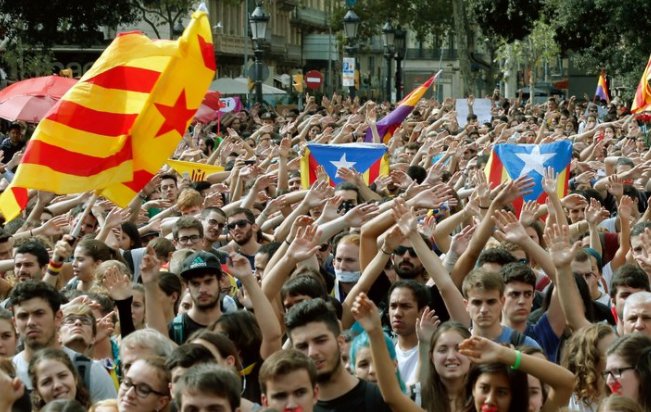 Catalonia To Declare Independence