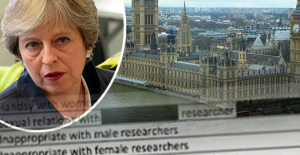 Tory Sex Dossier : The Discreet Charm of the Bourgeoisie