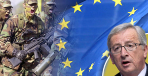 A Totalitarian Europe - Now On Our Doorstep