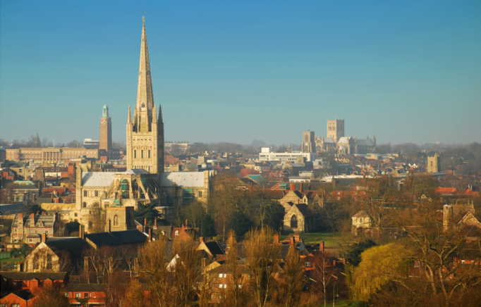 Britain's Economy: A Message From Norwich