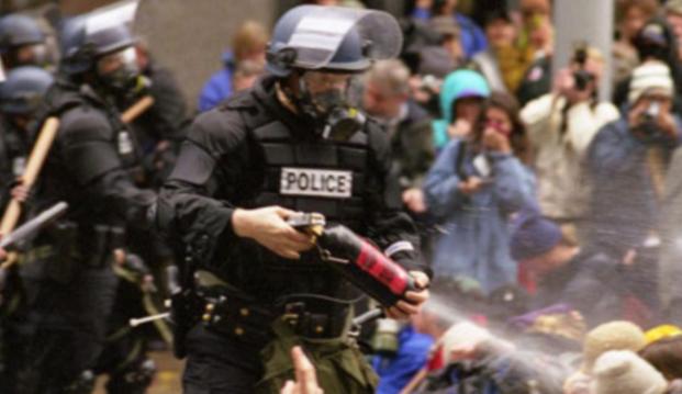 USA: A Year Where Tyranny Took a Step Forward And Freedom Got Kicked