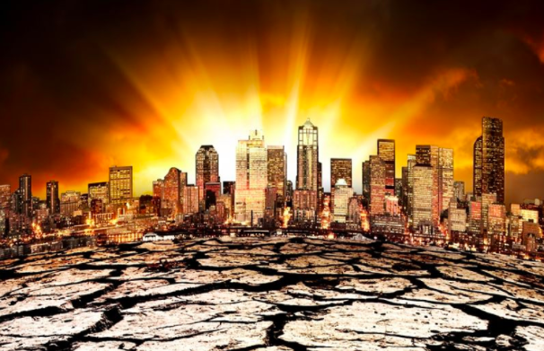 Killing the Biosphere to Fast-track Human Extinction