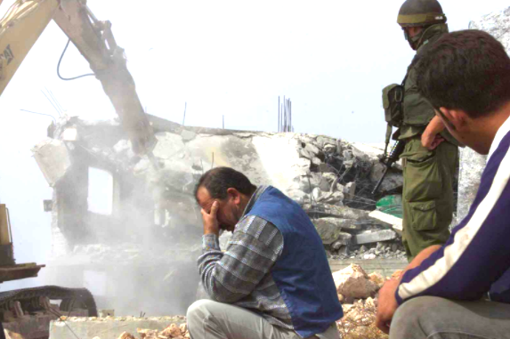 How Israel is 'cleansing' Palestinians from Greater Jewish Jerusalem