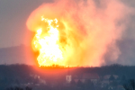 Gas Explosion in Austria, Crack in North Sea Pipeline - UK Gas and Oil Price Jumps