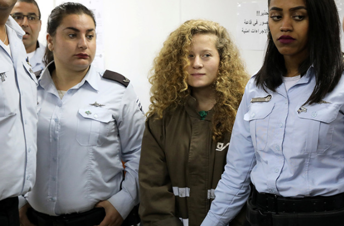 Ahed Tamimi's Arrest Sheds A Disturbing Light On How Children Are Targeted By Israel