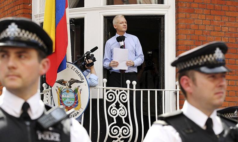 Equador and Assange