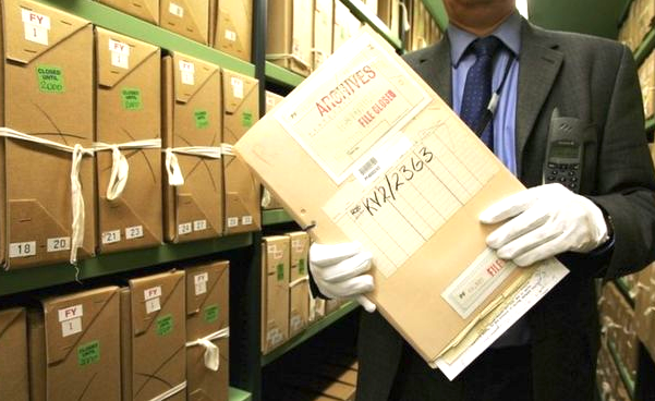 "UK National Archives: Key Government Files ""Missing,"" And Documents On Europe Withheld"