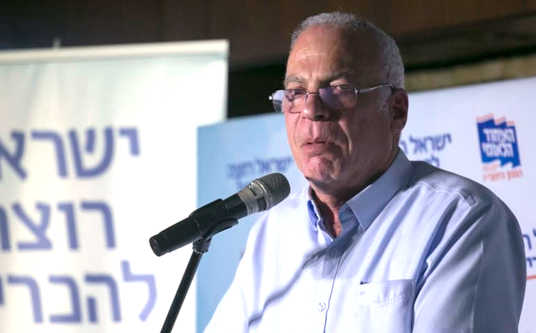 Israeli Agriculture Minister: The Time Has Come for Dead Palestinians
