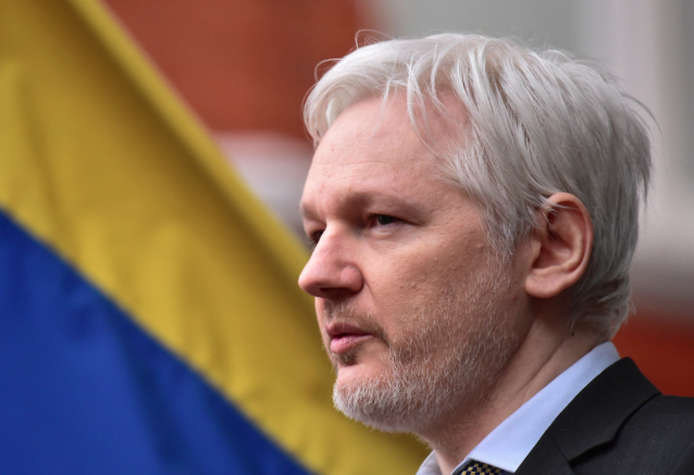 The UK's hidden role in Assange's detention