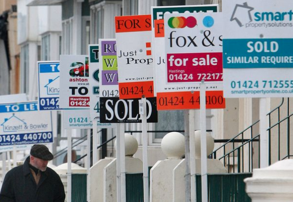 A Day of Reckoning For UK Housing
