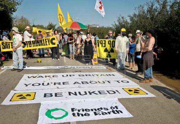 Nuclear Energy Price Falls Effect EDF - Ramps Up Renewable Energy (Except Hinkley Point C)