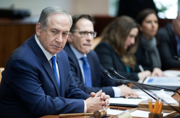 Netanyahu's ruthless instinct for political survival remains undimmed