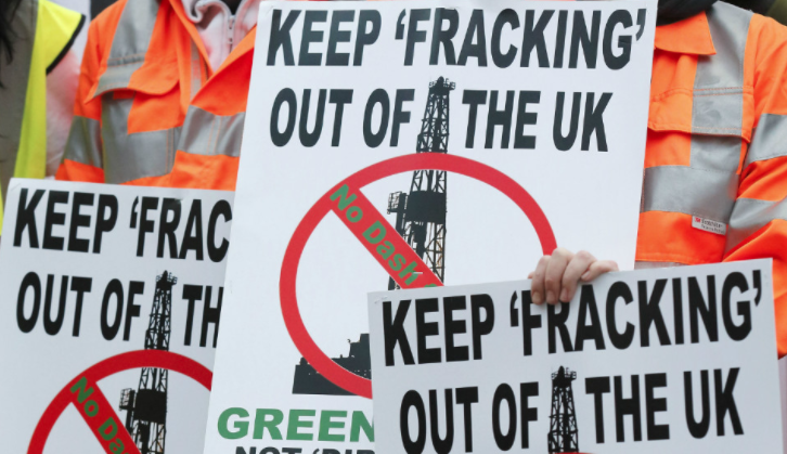 Why Fracking In The UK Is In Big Trouble