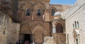 Money, not protection of Palestinian Christians, was at the root of Holy Sepulchre protest
