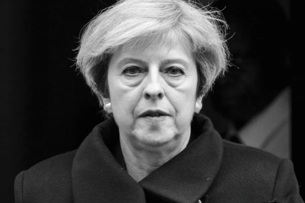Theresa May's '45 Minute Moment'