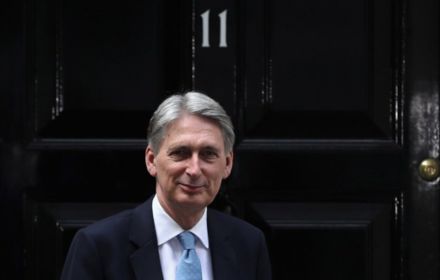 No Spring In The UK Air From Hammond