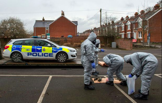 Salisbury, Skripal and Novichok – a local view
