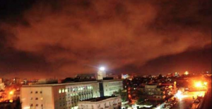 Five thoughts on air strikes against Syria
