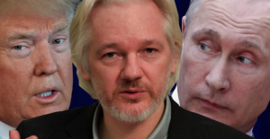 Democrats escalate anti-Russia witch hunt with lawsuit linking Trump and Assange as Russian agents