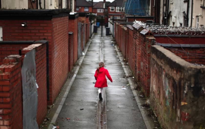 The New Poverty - How austerity worked to impoverish millions and leave millions more close to crisis.