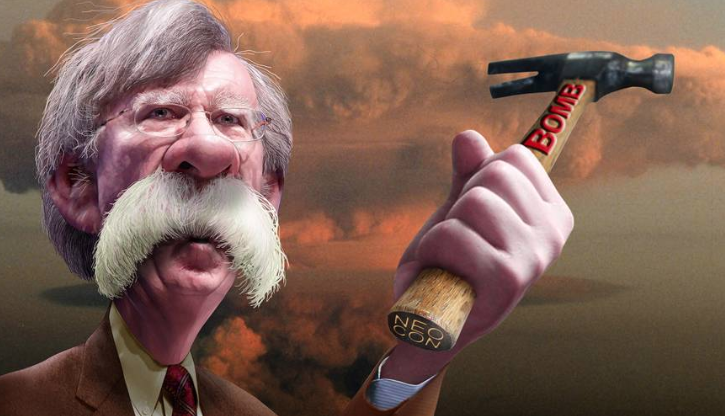 John Bolton, the anti-Muslim think tank and Brexit