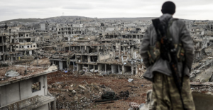 Syria: Last Phase of Conflict - Great Power Competition