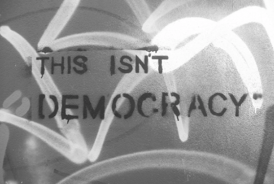 New Report Shows We Need Urgent Action To Revive Our Democracy