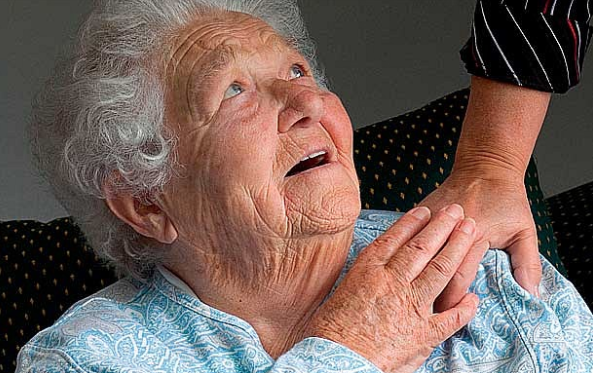 Adult Social care Close To Collapse MPs warn