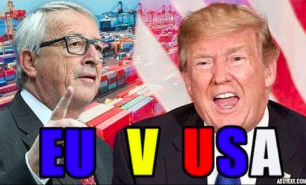Iran Trade Wars: EU Defies US With Blocking Statute