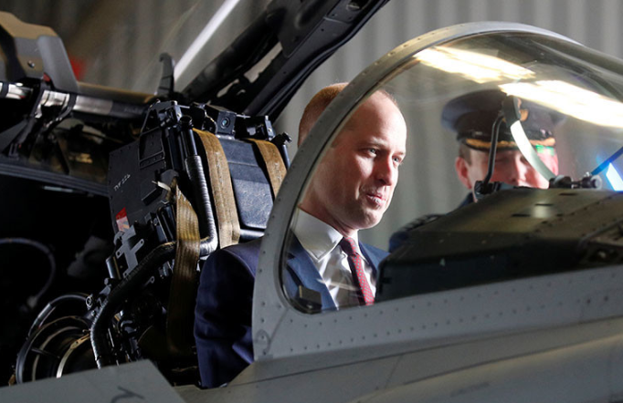 Prince William's Israel Visit Coincides With Highest Military Sales