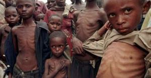 British Foreign Aid Sent To help The Starving - Funds Premier League Sponsorship