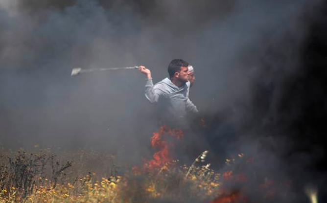 Palestinian Courage Should Spur International Action