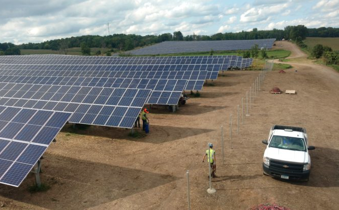 After Trumps Solar Panel Tariffs - $2.5 billion in Renewable Energy Projects Shelved