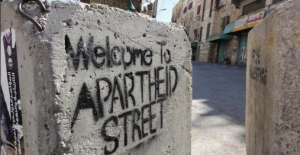 Israeli Bill Foils Effort To End Apartheid