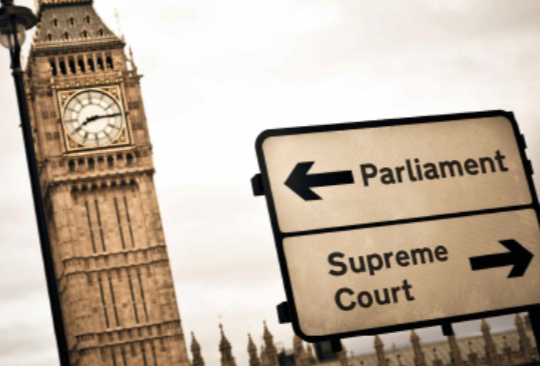 Does Britain still uphold the rule of law?