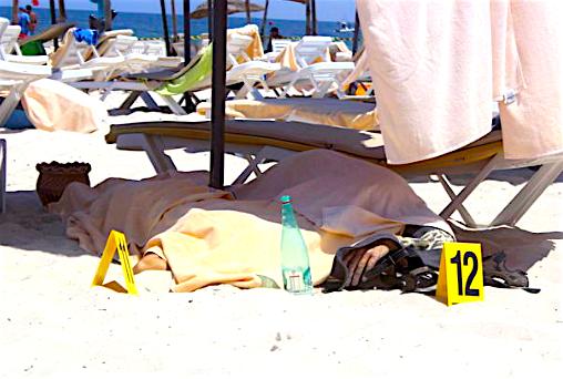 Murder on the beach: British-backed wars helped create Tunisian killer